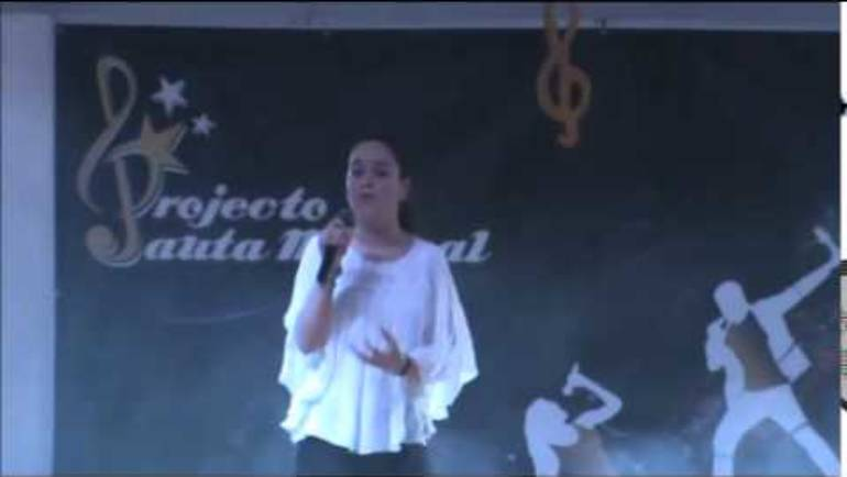 "Teresa Carvalho ""Sacrifice"" Elton John"