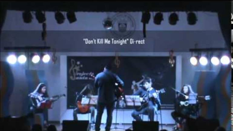 """Don't kill me tonight"" Di-Rect"