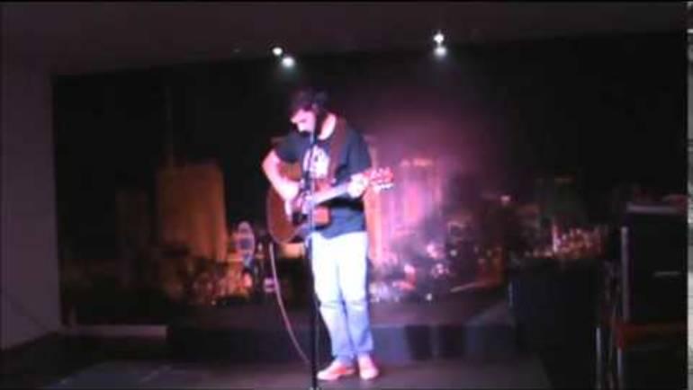 "José Luís Sampaio ""Nothingman"" Pearl Jam"