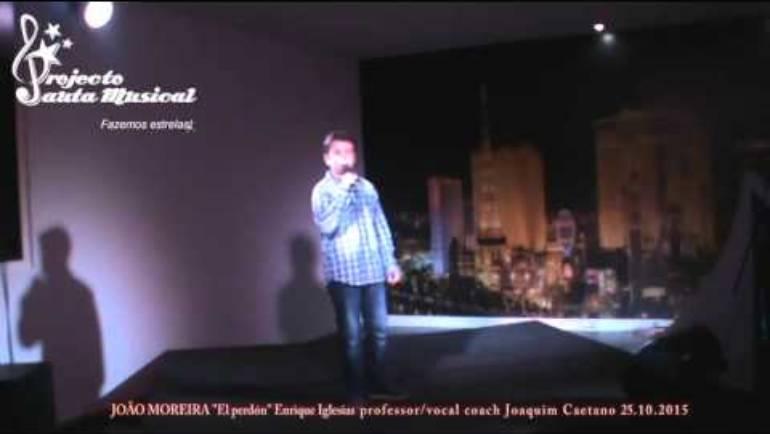 """João Moreira """"El perdon"""" Enrique Iglesias"""