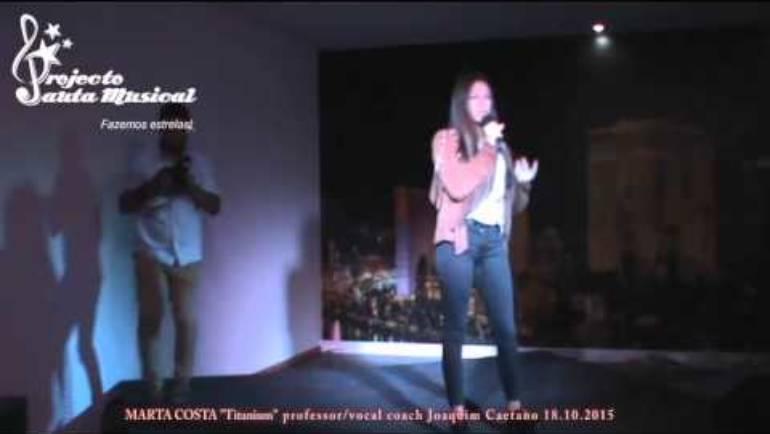 """Marta Costa """"Titanium"""""""