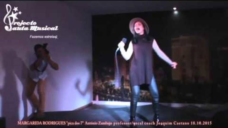 "Margarida Rodrigues ""pica dos 7"" António Zambujo"