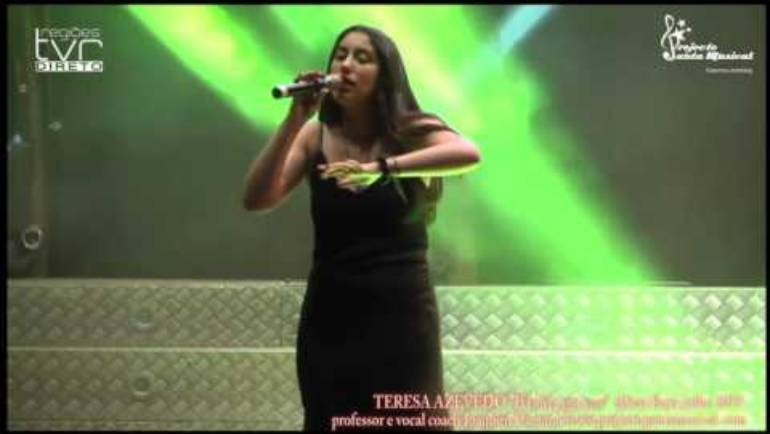 "Teresa Azevedo ""If i aint got you"" Alicia Keys"