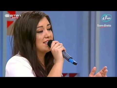 Patrícia Teixeira – I (Who Have Nothing) Ao vivo