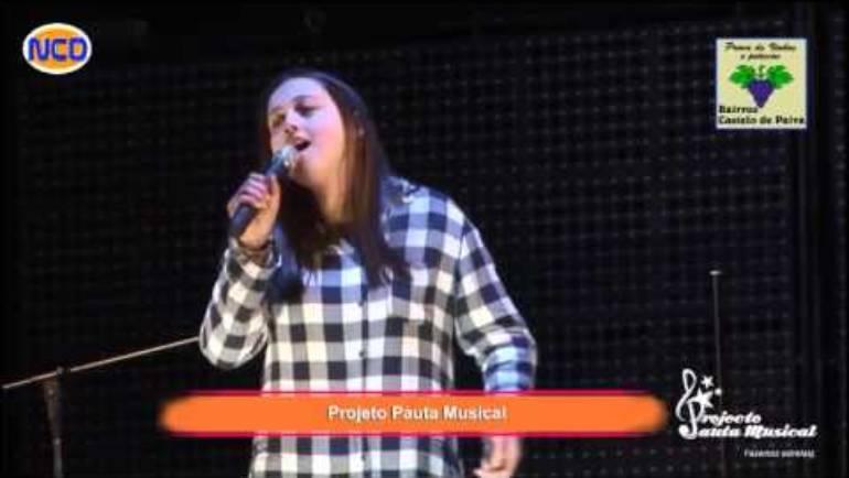"Joana Beatriz ""when we were young"" Adele 12-03-2016"
