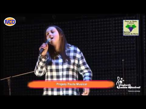 "Joana Beatriz ""when we were young"" Adele 12-03-2016"
