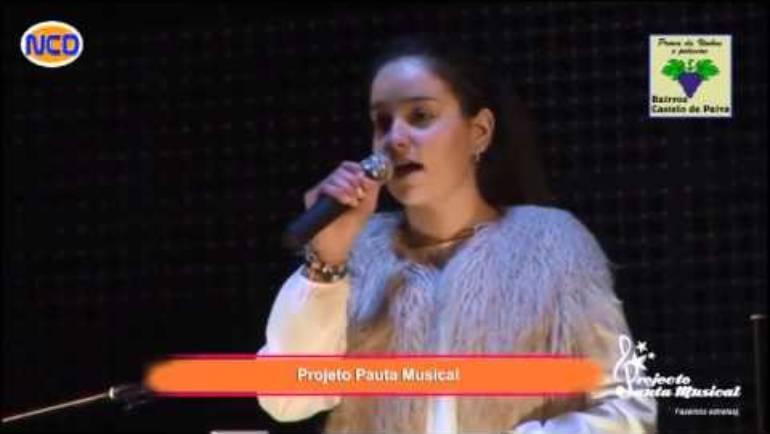 """Teresa Carvalho """"Casa da Mariquinhas"""" Amália Rodrigues 12-03-2016"""