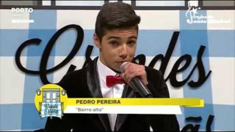 """Pedro Pereira """"Bairro Alto"""" Porto Canal – Abril 2016"""