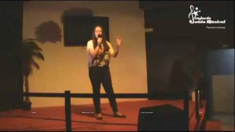 """Joana Beatriz """"Look of love"""" Diana Krall"""
