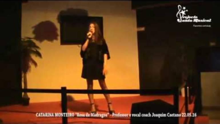 """Catarina Monteiro """"Rosa da Madragoa"""" Raquel Tavares"""