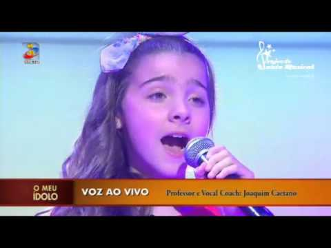 "Sara Monteiro ""A Máquina"" – Amor Electro TVI 07-05-2016"