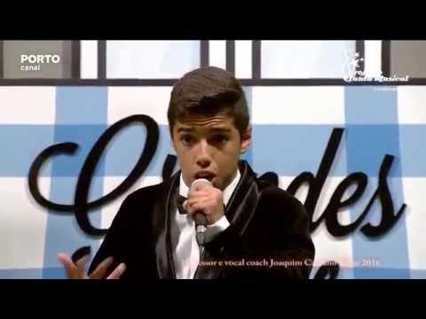 """Fado das Caldas"" Pedro Pereira – Caixa Ribeira Porto Canal"