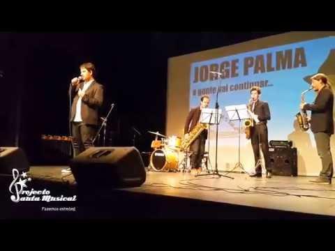"""João Azevedo interpreta """"Só"""" de Jorge Palma"""