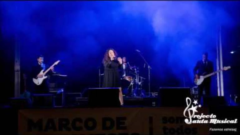 """Sónia Ferrador """"Canção do Mar"""" – Dulce Pontes"""
