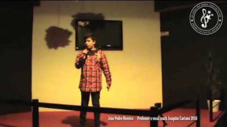 "João Pedro Moreira ""Duele el corazón"" Enrique Iglesias"