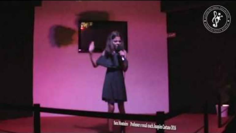 """Sara Monteiro """"Busy for me"""" Aurea"""