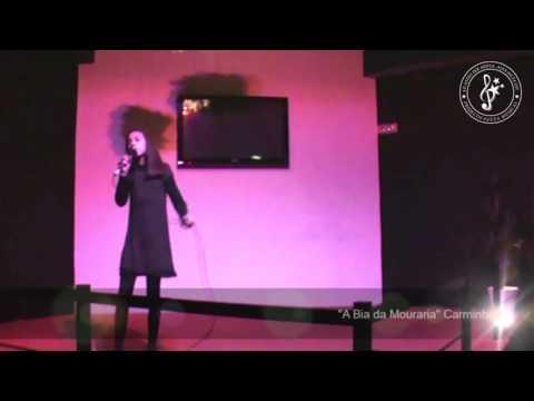 """Mariana Pinheiro """"A Bia da Mouraria"""" Carminho"""